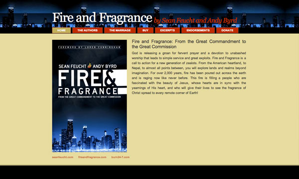 Fire and Fragrance