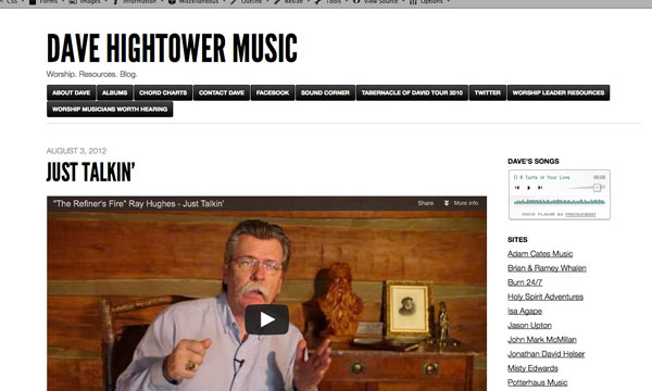 Dave Hightower Music