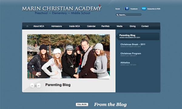 Marin Christian Academy