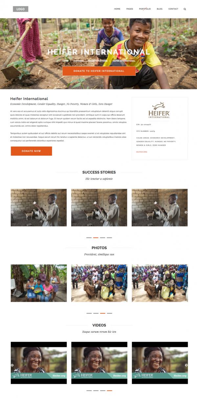 prototype charity